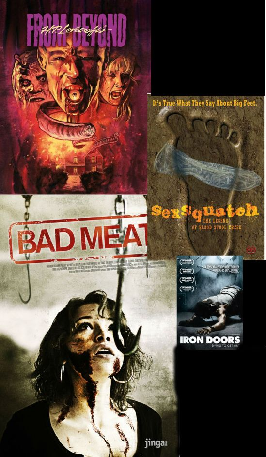 Bad Meat - From Beyond (Second Sight) - Iron Doors - Sexsquatch