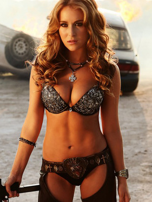 Alexa Vega in Machete Kills!
