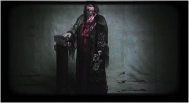 Kathy Bates:  The Bearded Woman