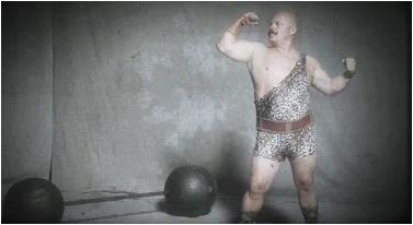Michael Chiklis:  Strong Man