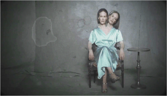 Sarah Paulson:  The Two Headed Woman